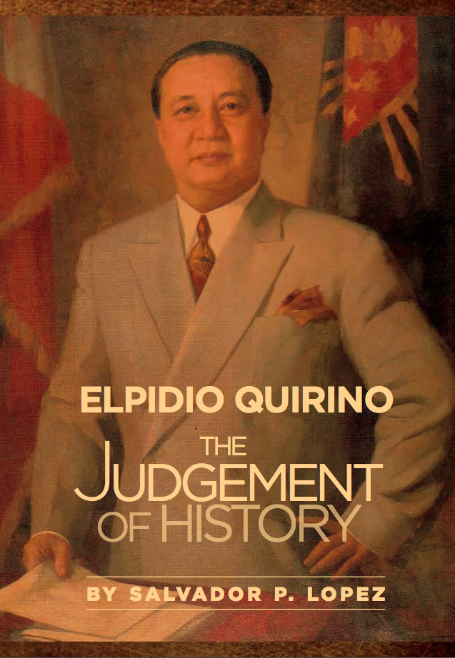 elpidio quirino minimum wage law The pennsylvania minimum wage act, as amended in 2006, establishes a fixed minimum wage and overtime rate for employees in pennsylvania it also sets forth compliance-related duties for the department of labor & industry and for employers.