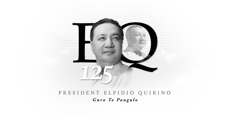 President Elpidio Quirino